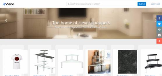 Zebo Homepage